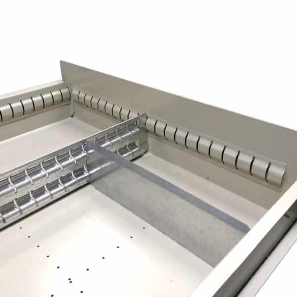 Modular Drawer Partitions and Dividers