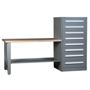 Lyon Modular Drawer Work Bench Concept 251WBC07