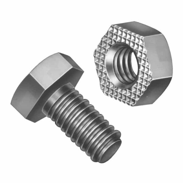 Lyon 6578 Slotted Angle Nuts and Bolts