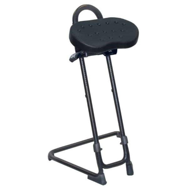 Lyon Workstation Seating Industrial Sit Stand Stool NF2092N