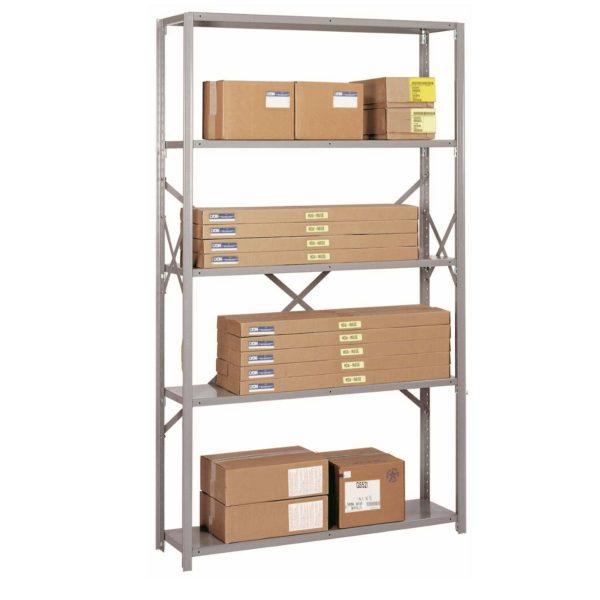 Industrial Open Steel Shelving