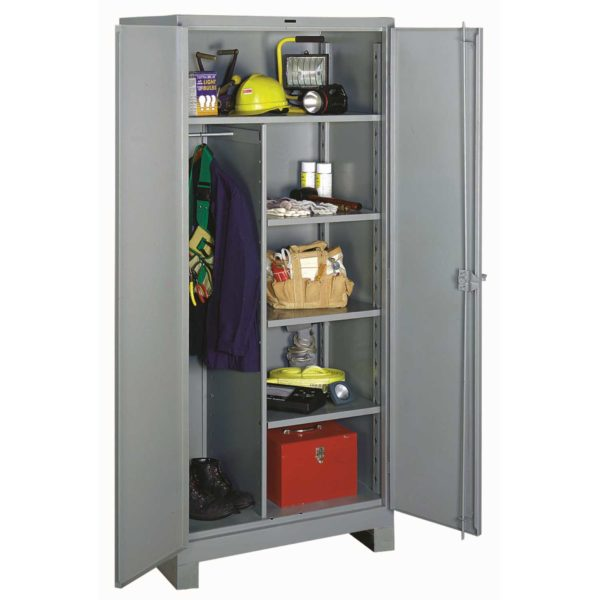 Lyon All-Welded Combination Cabinet 1121