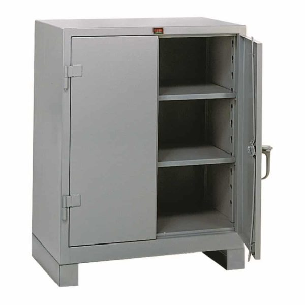 Lyon All-Welded Counter Height Cabinet 1110 Dove Gray