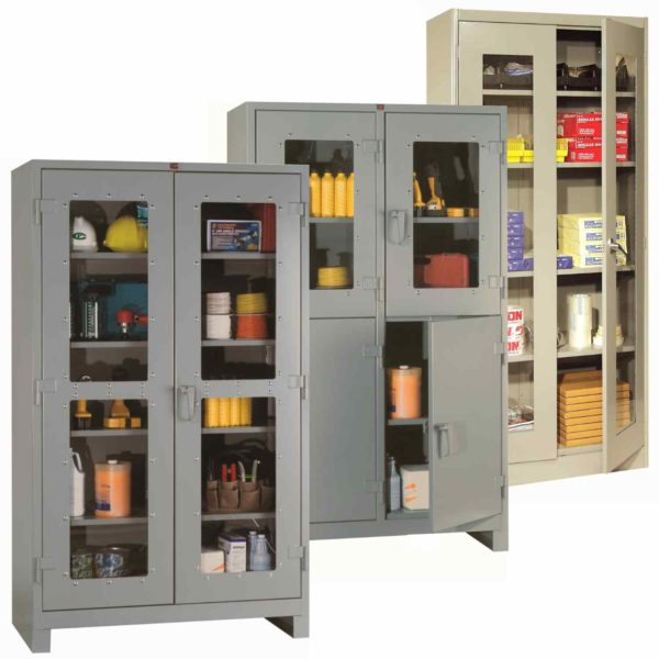 Clearview and Visible Storage Cabinets