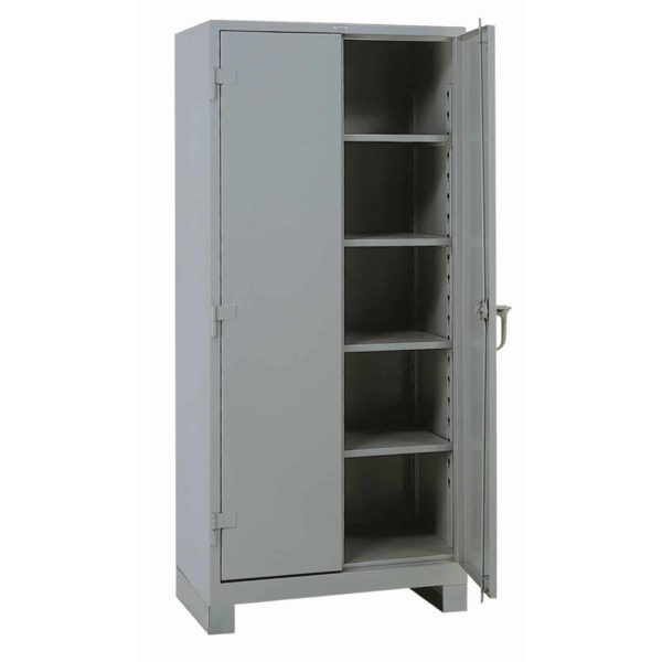 1115 All-Welded Industrial Steel Storage Cabinets From Lyon