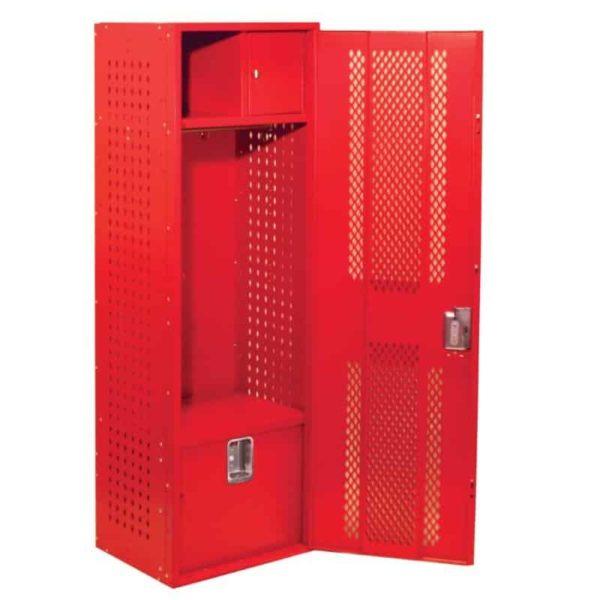 lyon deluxe collegiate locker with door