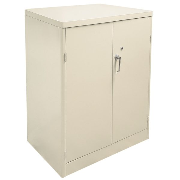 lyon economical 1000 series counter high cabinet 1045 putty