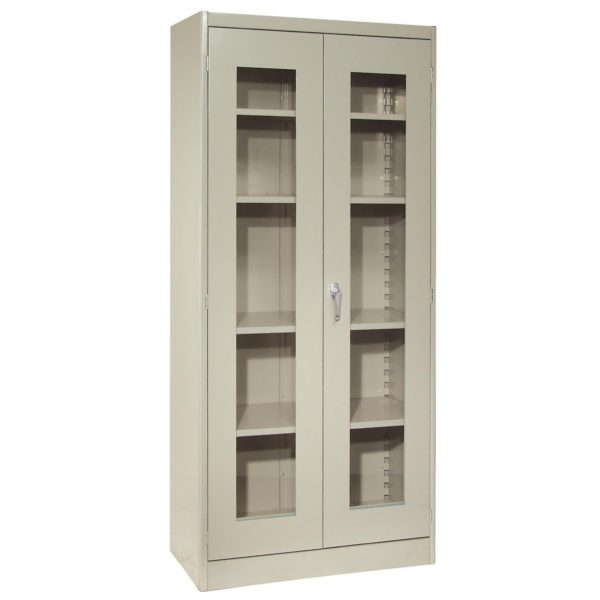 lyon economical 1000 series visible cabinet 1080V putty