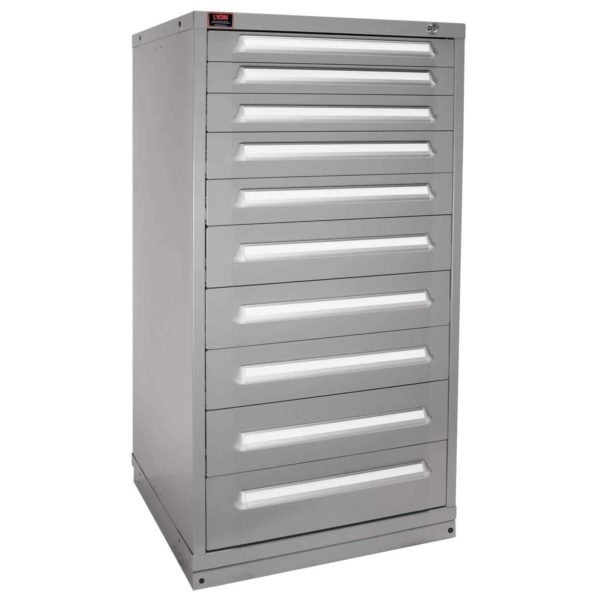 Lyon modular drawer cabinet standard wide eye-level height 10 drawer 683030000C