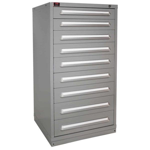 Lyon modular drawer cabinet standard wide eye-level height 9 drawer 6830301011