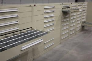 Modular Drawer Cabinet Layout Kits